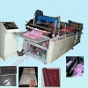 jieda non woven zipper bag making machine