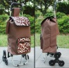 animal stlyle trolley luggage bag can climbing stair