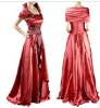 2011 new red dress was popular bridal gown wedding dress cheap evening dress LF2185