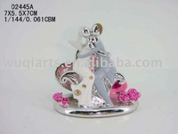 Silver-plating gifts for wedding