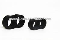 Plastic end clamp pipe ring,anneau fin de ligne,anello fine linea