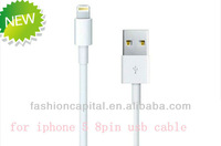 for iphone 5 8pin usb cable