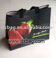 shopping bag(pp woven shopping bag,gift bag,)