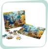 [Zhijian supply]children board book [ jigsaw paper puzzle for children]