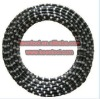 Diamond wire saw for marble quarry or blocks