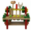 Wooden toys for children--workbench