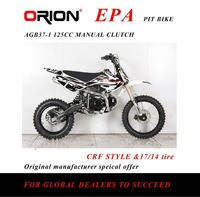 High Quality Classic ORION 125cc pit bike