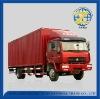 SINOTRUK HUANGHE COMMANDER 4*2 Cargo Truck
