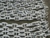 galvanized drag chain with shackle