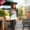 Fashion Cardigan sweater,long sleeves,WS1102