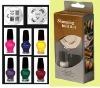Deluxe Stamping Nail Art &Nail Art Scraper Set