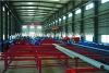 Fixed type pipeline prefabrication production line