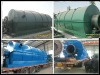 plastic and tire pyrolysis machinary
