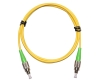 SC/APC single mode simplex patch cord