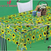 beautiful transparent decorative table cover