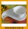 12pcs Unique White Ceramic Coffee Cup Set 1A112