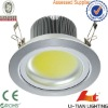 Modern Commercial High Brightness 10W LED COB Ceiling Light