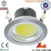 Modern Commercial High Brightness 10W LED COB Ceiling Light