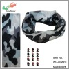 wholesale hot selling seamless elastic camo bandana