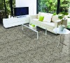 Printed Tufted Cut Loop Wall to Wall Carpet