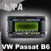 HEPA: touch screen dvd player for vw passat b6