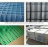 welded wire mesh panel/high density mesh fence