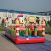 Amusement park !!! Inflatable equipment sales for kids