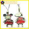 Fashion Couple Cell Phone Charm/Mobile Phone Pendant