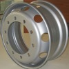 steel wheel 19.5 inch for volvo truck