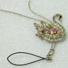 Multi-purpose necklace,Welcome by the girls necklace,Color swan pendant