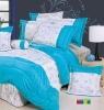 microfiber fabric 4 pcs bedding set