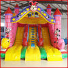 NEW superior quality funny inflatable slides