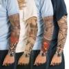 NEW Temporary Fake Tattoo Sleeves