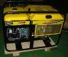 shanghai tiger quality gasoline welder generator set