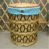 Wood Laundry Basket HD01-1011