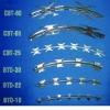 protective razor barbed wire mesh