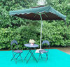Floding rattan outdoor table sets