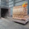 SK34 refractory brick for glass smelting furnace