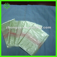 Hospital/hotel water soluble laundry bag with tie