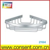 Single aluminum wire basket