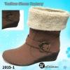 fashion woman winter boot,snow boot 2012