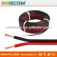 Electrical RVB Flat Wire PVC Insulated Cable