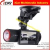 Year End Promotion 2 Channel GPS Car Accident Recording Camera