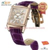 fancy colorful quartz women watches 2012