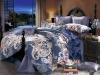 2012New 100%cotton bedding set 60x60 200x98 sateen