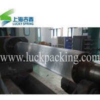 Tungsten carbide corrugating roll