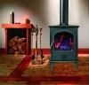 Free Standing Cast iron Wood Burning Stoves CS-STOVE-X1