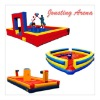 Inflatable Gladiator Jousting Game, interactive games,Joust Arena