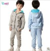 fashion dresses children leisure clothes sets track suit for boys stocklot