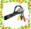 USB AV CABLE For SON. VMC-MD2 DSC-W290 W275 W23 Multi-Use Terminal Cable0 W220